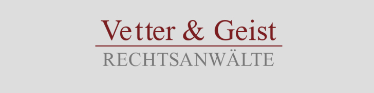 Vetter & Geist Rechtsanwälte